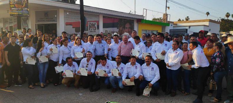 SERÁ DEMOCRÁTICO ELECCIÓN DE CANDIDATOS EN EL PAS: CUEN OJEDA