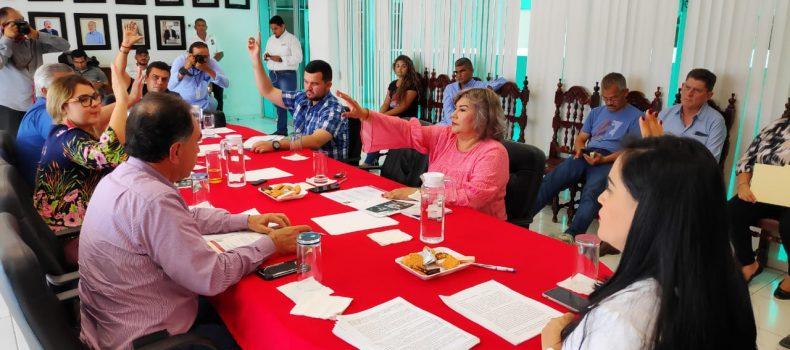 APRUEBAN DICTAMEN PERO NO SANCIONES CONTRA QUEMA DE SOCAS EN ANGOSTURA
