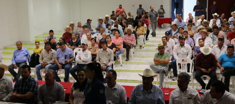 APOYA GOBIERNO DEL ESTADO A PRODUCTORES DE ANGOSTURA