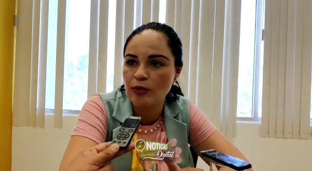 CONFIRMA AGLAEE MONTOYA CAMBIOS EN ACCION SOCIAL Y JUVENTUD