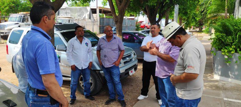 USUARIOS DEL MODULO DE RIEGO 5-2 DUDAN DEL MANEJO DE RECURSOS; RECLAMAN ATENCION
