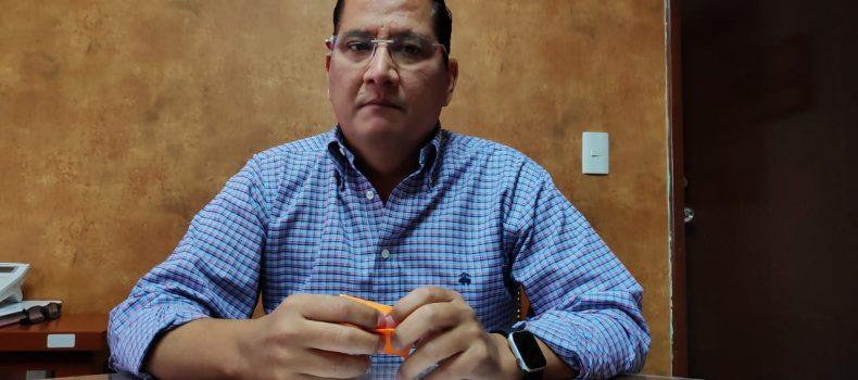 """SE PAGARÁ A EMPRESA QUE """"EMBELLECIO"""" LA CALLE """"FERROCARRIL"""": ORTIZ SANCHEZ"""