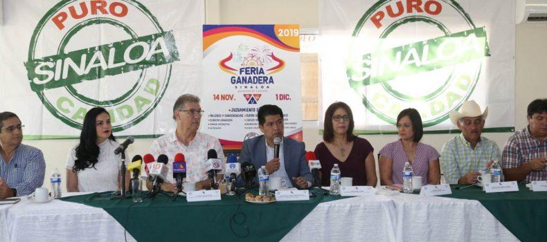 Rediseñan operativo de seguridad para la Feria Ganadera en Culiacán