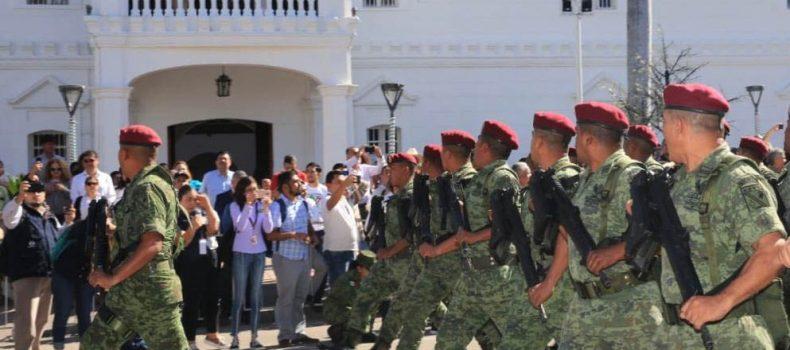 Reforzará el Ejército a Sinaloa para el cierre de año