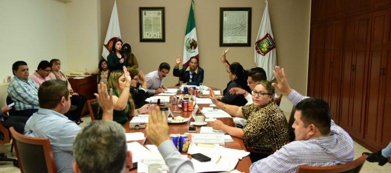 Cabildo de Salvador Alvarado aprueba descuentos en impuestos municipales