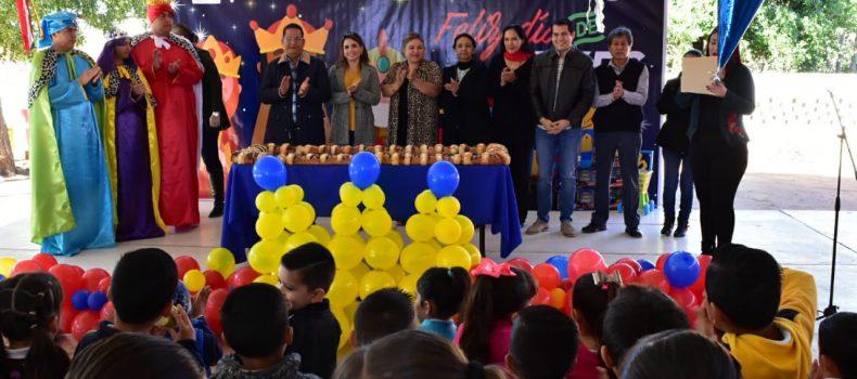 Inicia el Sistema DIF la tradicional Gira de Reyes