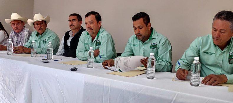 APRUEBAN SIEMBRAR SORGO CON AGUA DE POZOS PARTICULARES EN EL MODULO 74-1
