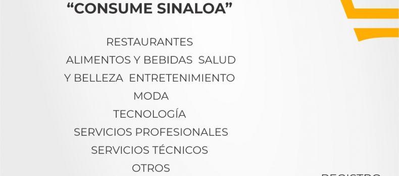 """Lanza el Gobierno de Sinaloa el programa """"Consume Sinaloa"""""""
