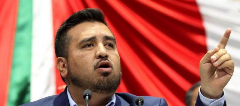 Asesinan a diputado Erik Juárez en Morelia