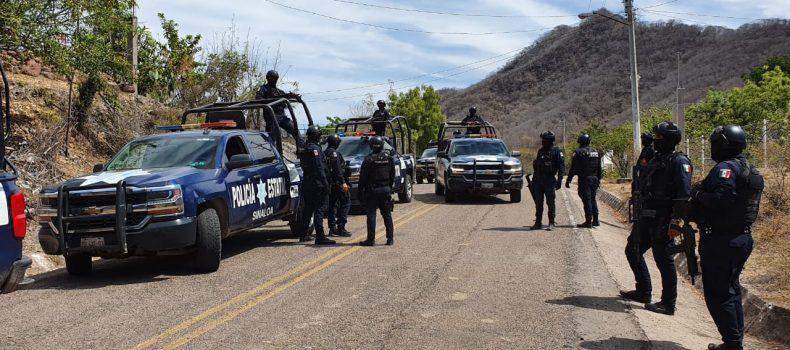 Tras agresión, Policía Estatal Preventiva asegura a una persona armada y dos vehículos, uno de ellos blindado