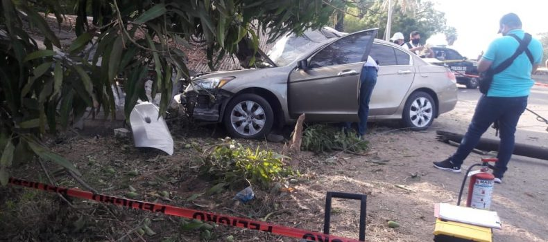 ACCIDENTE EN EL ÉBANO, ANGOSTURA DEJA DOS MUERTOS Y DOS LESIONADOS