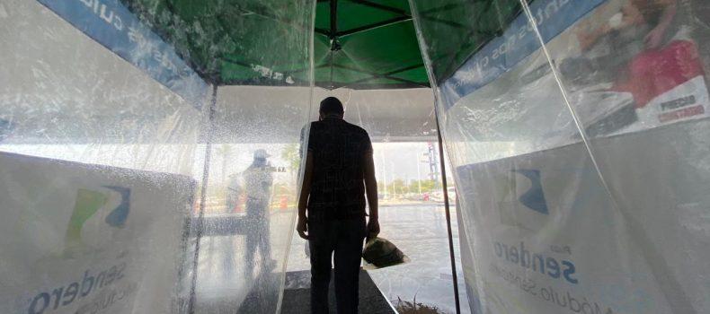 Túneles y cabinas de sanitización masiva representan un grave riesgo para la salud: Coepriss