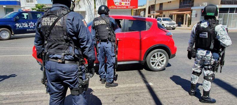 Policía sufre un ataque a balazos