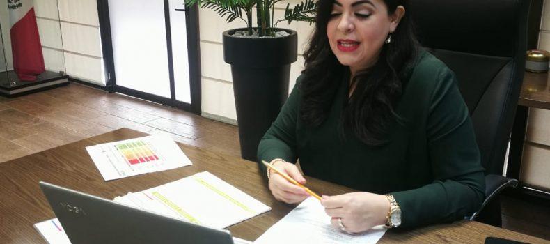 Realizan charla informativa con integrantes de agrupaciones de mujeres empresarias