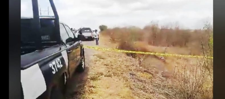 Localizan ejecutado a joven de Culiacán
