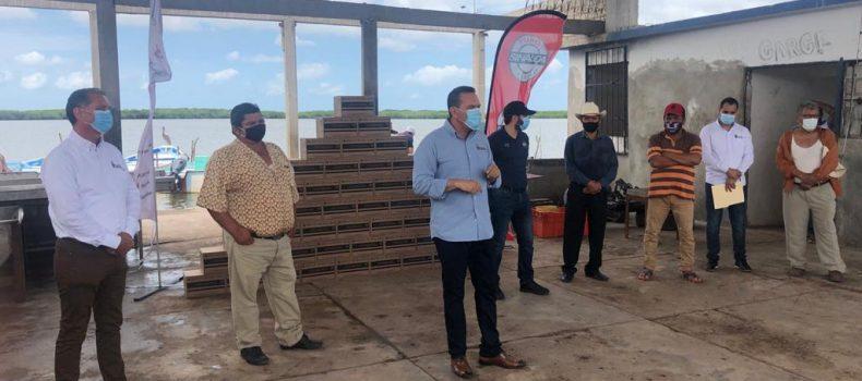 Éxito total del Programa de Entrega de Despensas DIF a Pescadores: Sergio Torres