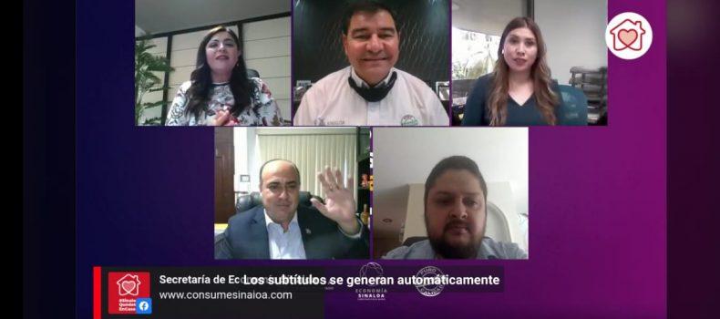 Promueven productos y servicios sinaloenses de Mipymes a través de la plataforma www.consumesinaloa.com