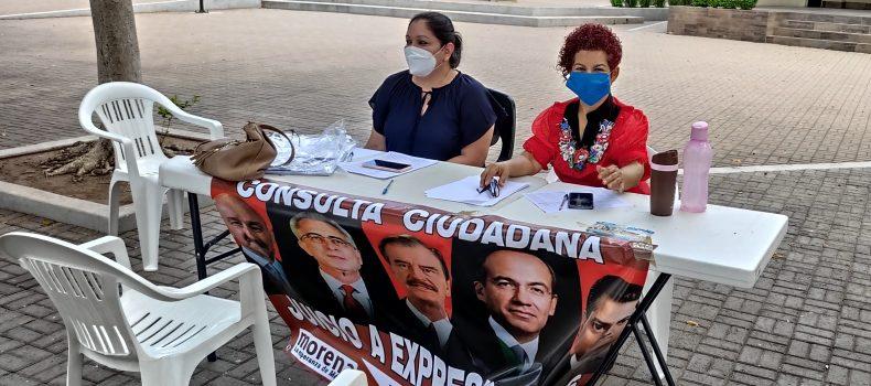 """""""LA GENTE QUIERE ENJUICIAR A TODOS LOS EX  PRESIDENTES PERO MÁS A SALINAS DE GORTARI"""""""