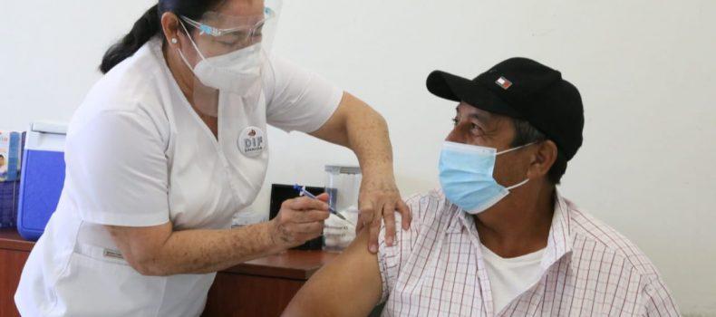 DIF Sinaloa se sumará a las jornadas de vacunación por Covid-19