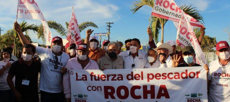 """Los pescadores serán tema de prioridad en el Congreso del Estado"""", Ambrocio Chávez"""