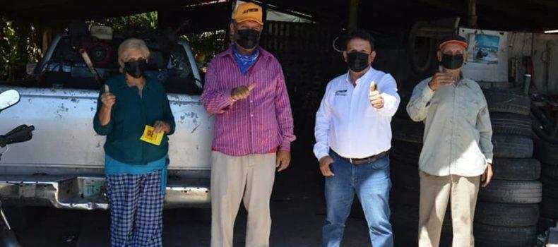 El proyecto de gobierno municipal de Alfredín es de todos los mocoritenses.