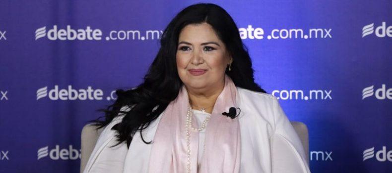 *Pedirá Rosa Elena Millán desaparezca INSABI y que recursos lleguen directo a la Secretaría de Salud*