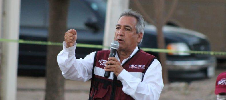 Ambrocio Chávez, próximo diputado es garantía de trabajo y Gestión en el Congreso de Sinaloa