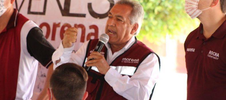 Ambrocio Chávez Chávez, próximo diputado local por el noveno distrito, dejará marca en ser el primero en escuchar a los jóvenes.