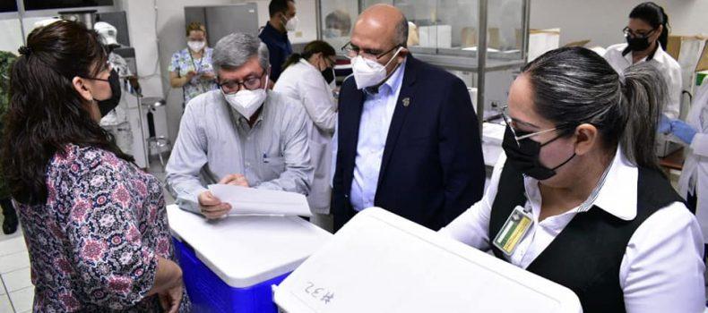 """""""SINALOA TIENE CAPACIDAD DE RESPUESTA HOSPITALARIA ANTE DISCRETO INCREMENTO EN CASOS POSITIVOS DE COVID"""", DR. EFRÉN ENCINAS TORRES."""