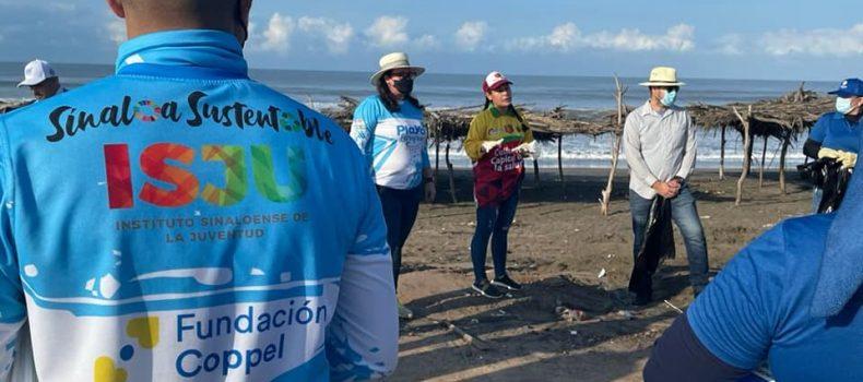 *Retiran 4 toneladas de basura de playa Ponce*