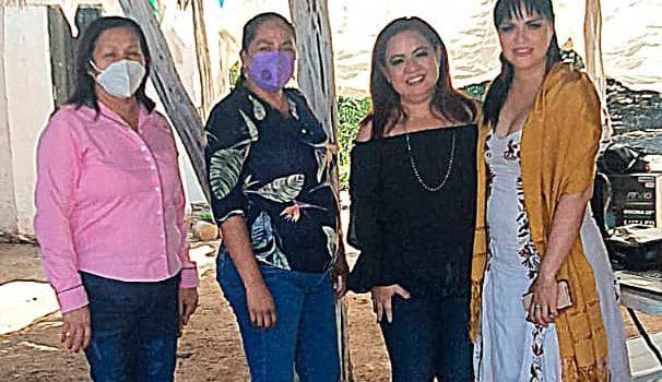 PAIMEF acerca información de empoderamiento a grupos indígenas de Angostura.