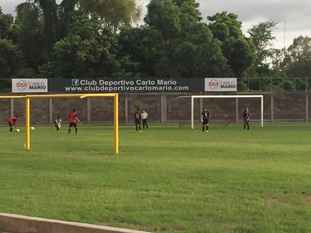 Club Carlo Mario le mete goliza a UAS Soccer: Marcador 12-1