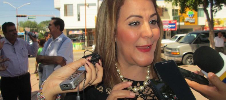 Rosario Báez, fuerte ante la equidad de género política