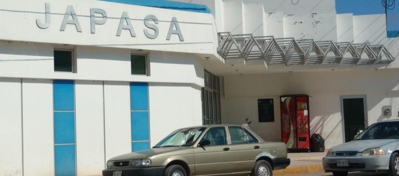 JAPASA busca reunir 5 millones de pesos con los pagos de morosos