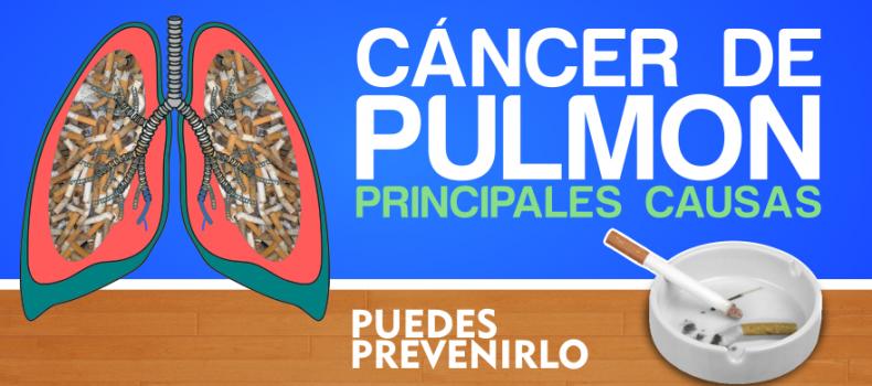 El cáncer de pulmón ataca más a guamuchilenses