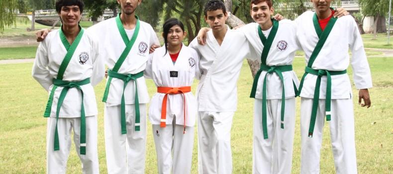 COBAES 27 gana para Sinaloa Oro y Plata en Campeonato Nacional de Tang Soo Do