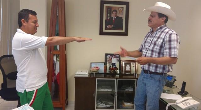 Matias Castro Angulo es el nuevo Director de Deportes de Angostura