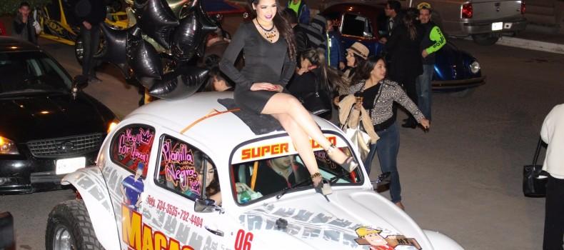 Presentan Candidatas a Reina del Carnaval Guamúchil 2016