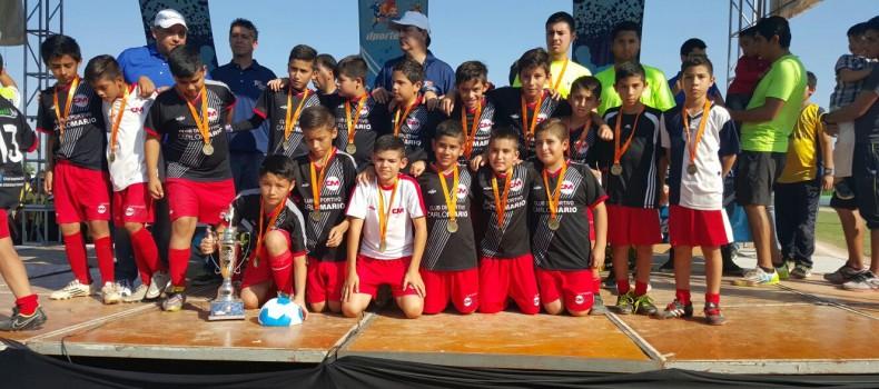 Club Deportivo Carlo Mario se trae todo a Guamúchil