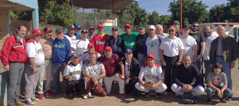 Beisbol de la amistad Chilorio Power vs Veteranos