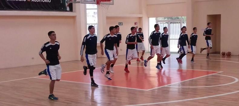 Prepa UAS Guamúchil representa a Sinaloa en el Nacional de Basquetbol