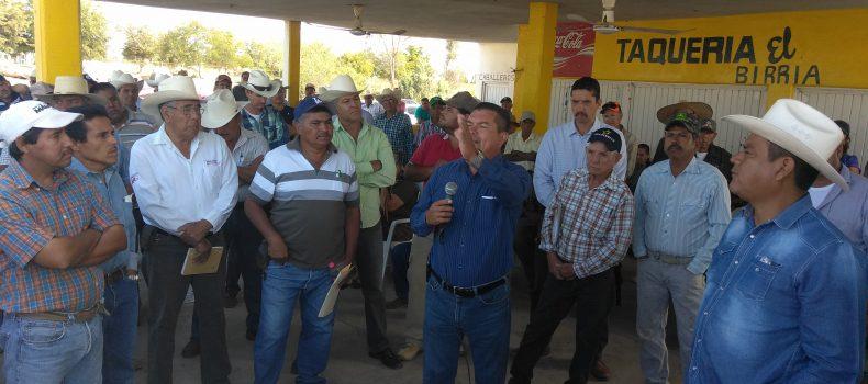 CAEN EN DESESPERO PRODUCTORES; LLEVARAN SU PROTESTA A PALACIO DE GOBIERNO