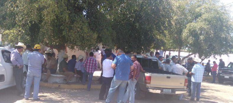 AMAGAN PRODUCTORES AGRICOLAS CON TOMAR PALACIO DE GOBIERNO EL 5 DE JUNIO