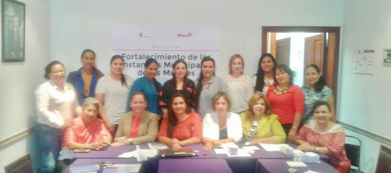 Logra el IMMujeres apoyo con personal para atender a más mujeres Alvaradenses