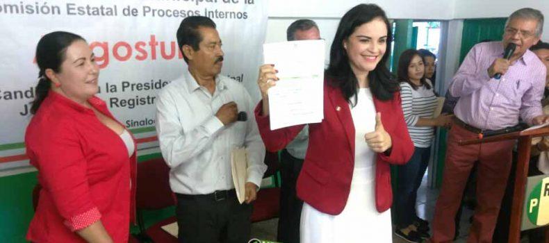 NADA QUE CICATRIZAR EN ANGOSTURA; LAS HERIDAS DEL 2010 NO SON PROFUNDAS: AGLAEE MONTOYA