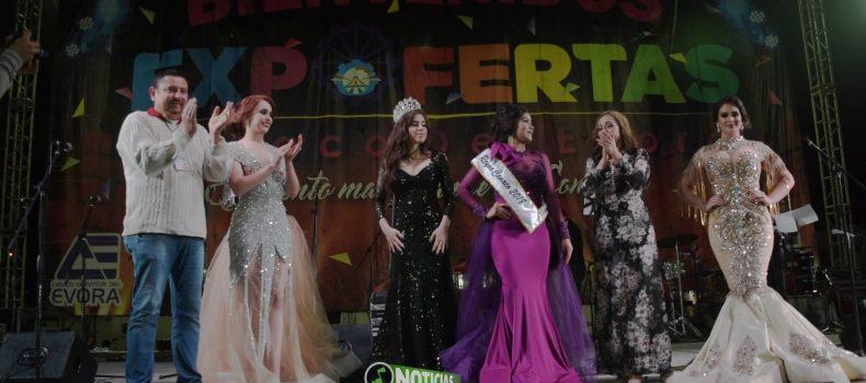 Se corona a nueva Reina de la Expofertas CANACO 2018