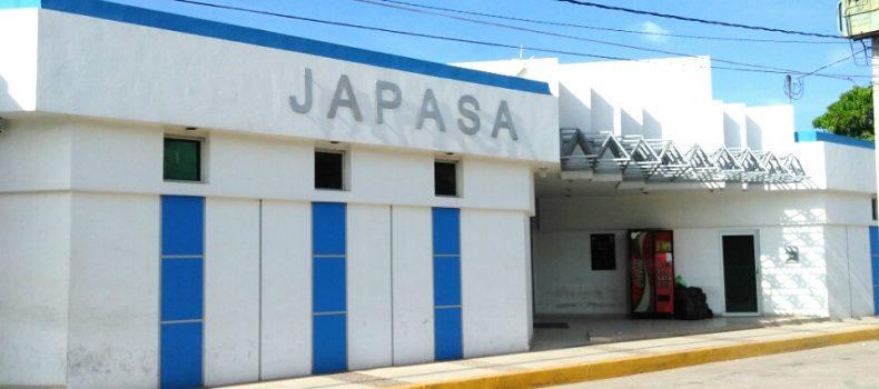 "ANUNCIA JAPASA PAGOS ""EN LINEA"" DEL RECIBO DE AGUA POTABLE"