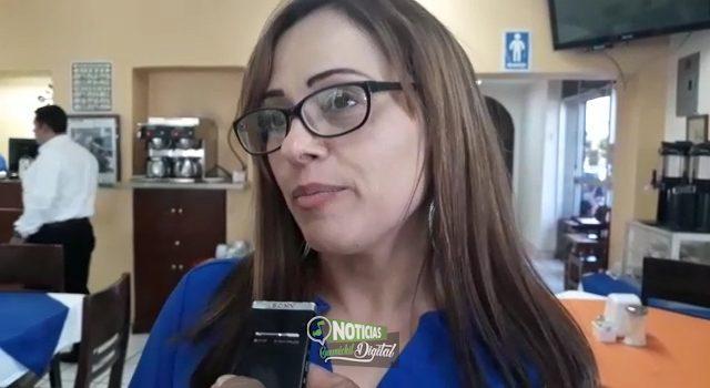 GARANTIZA ELENA BELTRÁN LIMPIEZA EN ELECCION DE NUEVO LIDER DE CANACO
