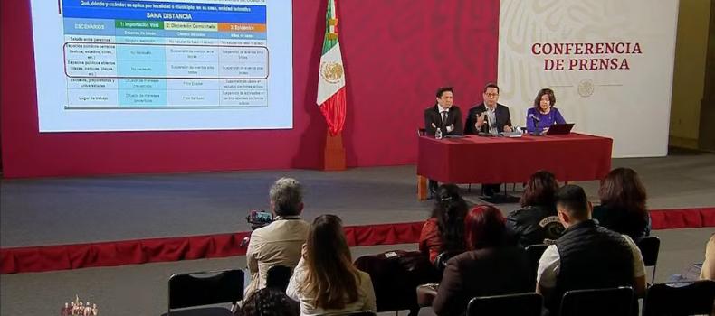 Salud: México tiene 7 enfermos de coronavirus; se revisan 37 casos sospechosos y 234 son negativos