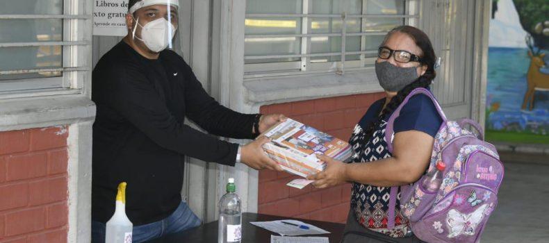 Arranca en Sinaloa la entrega de libros de texto gratuitos